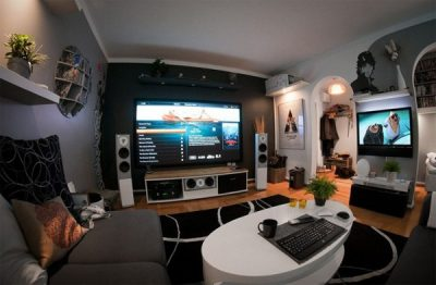 Configurare sistem home cinema