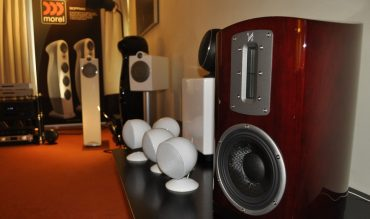 sistem home cinema morel