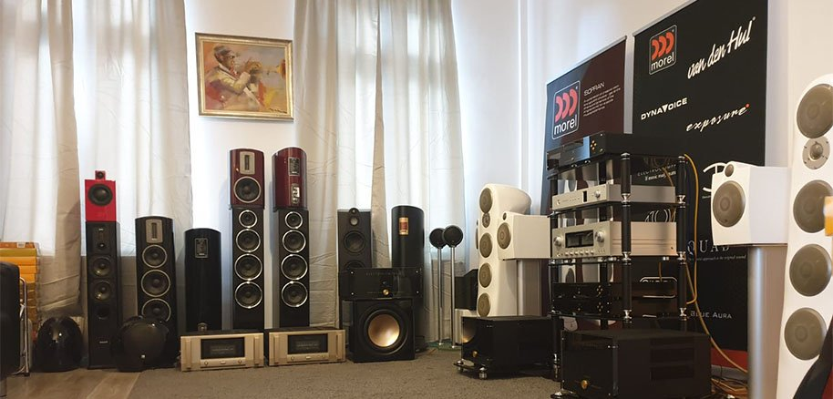 showroom hifi bucuresti