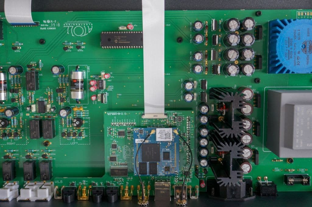 preamp atoll st200